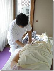 三井式温熱治療